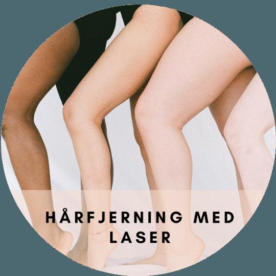 Hårfjerning med laser for alle hudtyper og alle hudfarger